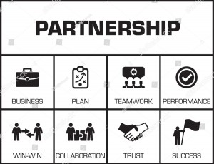 sign up for partnership with us